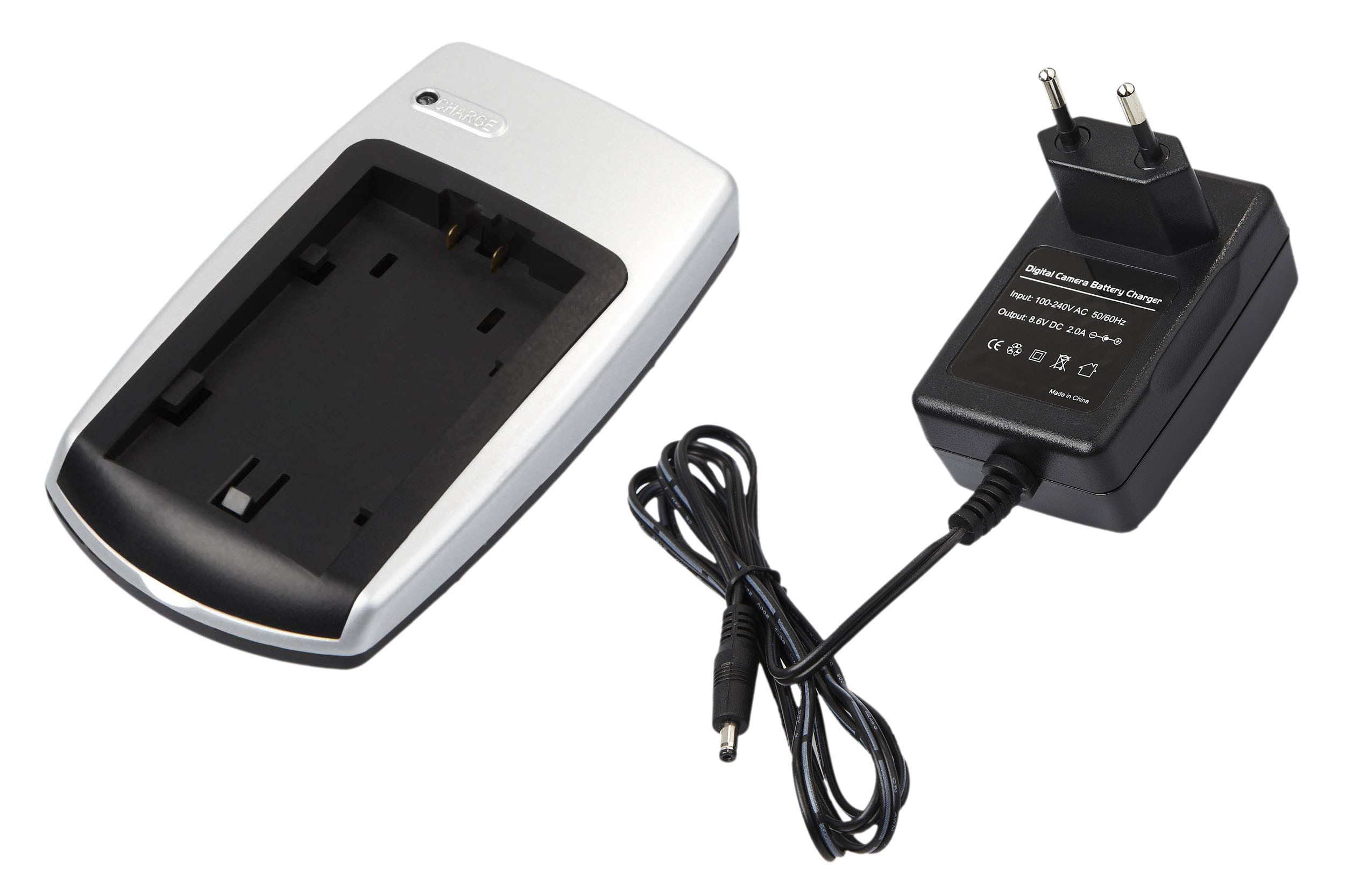 BL-BCR-P Li-ion charger for Panasonic