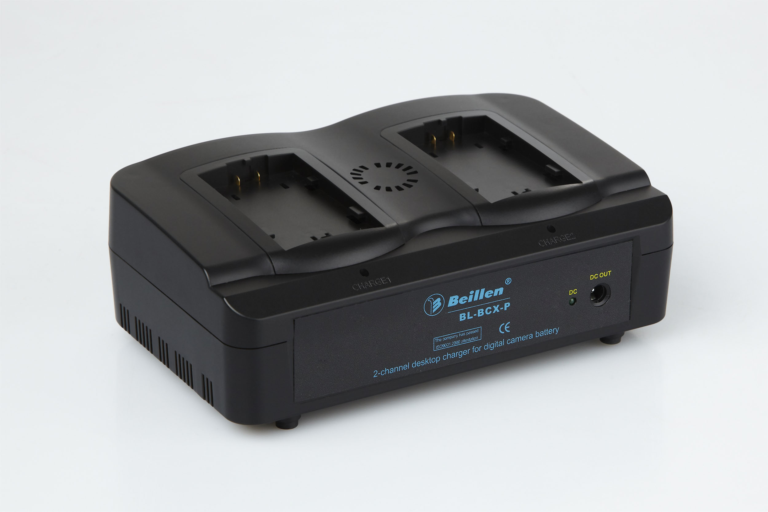 Beillen BL-BCX-P Li-ion charger for Panasonic